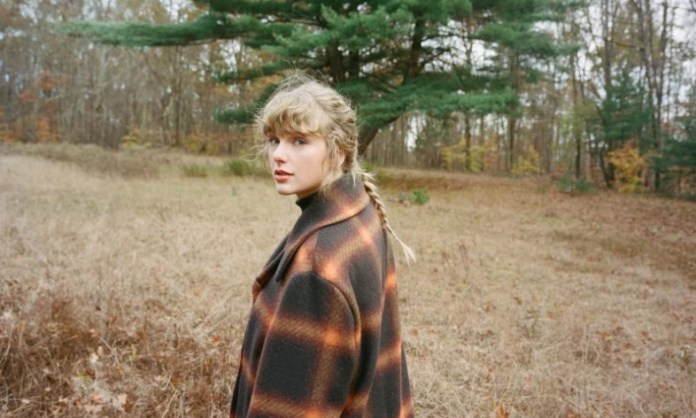 Taylor Swift's surprised when the world when she announced plans for her second album this year, Evermore. taylor - Screenshot 2020 12 11 174722 - Taylor Swift is back, more grounded than any time in recent memory