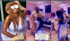 Moment BBNaija Ka3na knelt down to greet Don Jazzy as they met for the first time (Video) moment bbnaija ka3na knelt down to greet don jazzy as they met for the first time (video) - Screenshot 20201214 111952 300x176 - Moment BBNaija Ka3na knelt down to greet Don Jazzy as they met for the first time (Video) moment bbnaija ka3na knelt down to greet don jazzy as they met for the first time (video) - Screenshot 20201214 111952 - Moment BBNaija Ka3na knelt down to greet Don Jazzy as they met for the first time (Video)