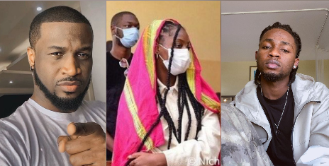 """""""omah lay and tems will be on their way back home soon""""- singer peter okoye calls for calm - Screenshot 20201215 094928 - """"Omah Lay and Tems will be on their way back home soon""""- Singer Peter Okoye calls for calm"""