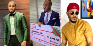 BBNaija Ozo gets N5 Million as gifts from fans