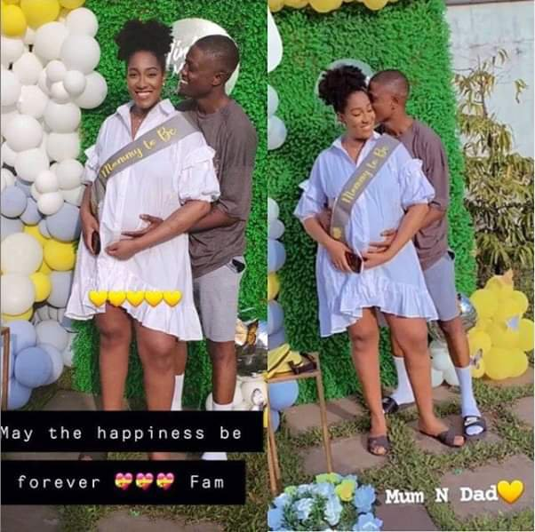 rapper vector and his girlfriend welcome baby girl - fb img 16085777768082826791370820300636 - Rapper Vector and his girlfriend welcome baby girl