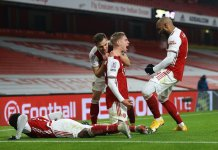 Emile Smith Rowe named FA Cup third round player