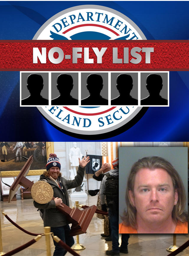 No-Fly List: Pro-Trump Supporters Stuck in D.C, As they Are Kicked Out Of Airplanes no-fly list - No Fly List 2 - No-Fly List: Pro-Trump Supporters Stuck in D.C, As they Are Kicked Out Of Airplanes