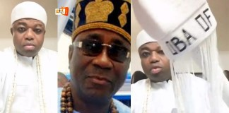 OBA OF LAGOS And The Oba Staff Of Office Palaver: OPINION