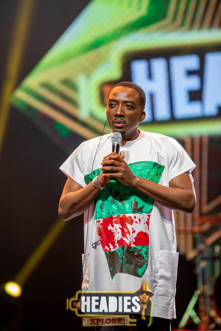 Bovi, Omah Lay pay tribute to victims of end sars protest during 14th headies award headies award - 20210222 054552 - Headies Award : Bovi, Omah Lay pay tribute to victims of End SARS protest