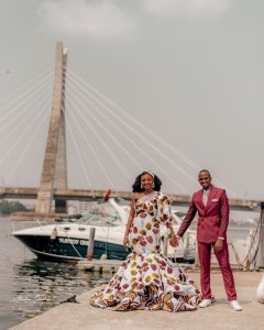Fashion Designer @Theonlychioma Rocks her wedding With Ankara Wedding Dress: Nigerians Reacts ankara wedding dress - EtEpmGuXMAEqRx1 240x300 - Fashion Designer Rocks her wedding With Ankara Wedding Dress: Nigerians Reacts ankara wedding dress - EtEpmGuXMAEqRx1 - Fashion Designer Rocks her wedding With Ankara Wedding Dress: Nigerians Reacts