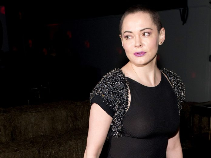 auto draft - Rose McGowan Weinstein 2 - Rose McGowan officially becomes a permanent resident of Mexico