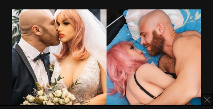 - Screenshot 20210218 130529 1 - Man Who Married He's Sex Doll Opens Up