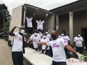 Burna Boy gives hundreds of household in Kono, Khana Local Government Area of Rivers State  homecoming - 20210328 183340 300x225 - Homecoming: Burna boy gifts hundreds of Rivers people food packs homecoming - 20210328 183340 - Homecoming: Burna boy gifts hundreds of Rivers people food packs