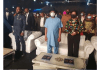 Nyesom Wike hosts Burna Boy, other Rivers State artistes after his Grammy Award win