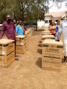 - p4 225x300 - What An Exceptional Lawmaker: Constituents Applaud Julius Ihonvbere As Lawmaker Empowers More Groups With Generators And Deep Freezers (PHOTOS)  - p4 - What An Exceptional Lawmaker: Constituents Applaud Julius Ihonvbere As Lawmaker Empowers More Groups With Generators And Deep Freezers (PHOTOS)