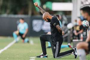 Thierry Henry removes self from all social Media Platforms to Protest Social Media Harassment and Racism thierry henry - thierry henry montreal impact 2020 rtak8n8rwkzq18649maie8hwy 300x200 - Thierry Henry removes self from all social Media Platforms to Protest Social Media Harassment and Racism