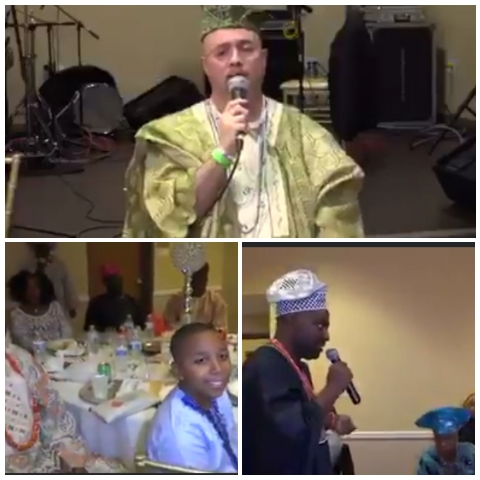 remembering the whiteman that speaks yoruba fluently that even teaches ifa emergence to yorubas in the that (video) - Image 2021319111927350 - Remembering The Whiteman That Speaks Yoruba Fluently That Even Teaches Ifa Emergence To Yorubas In The Diaspora(Video)