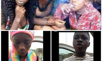 i ran away from my uncles house to join gangs where i learn to smoke cannabis at 15years old- nigerian teenager(video) - Image 2021420738638 1 - I Ran Away From My Uncles House To Join Gangs Where I learn To Smoke Cannabis At 15Years Old- Nigerian Teenager(Video)