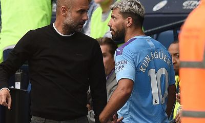 sergio aguero's brother  attack  pep guardiola after striker's final game - 0 GettyImages 1162150694 - Sergio Aguero's brother attack Pep Guardiola after champions league final