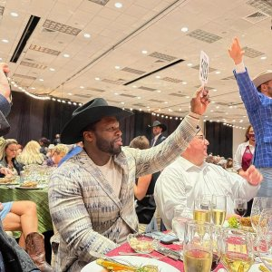50 Cent after bidding $175k for a wine in Texas curtis james jackson lll - 20210509 104122 1 300x300 - Entertainment: 50 Cent  Speaks on his Texas Bidding Experience