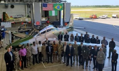 A-29 Super Tucano Ready for Delivery To Nigeria; Committee on Defence Visit US for Inspection a-29 super tucano - Super tucano 2 - A-29 Super Tucano Ready for Delivery To Nigeria; Committee on Defence Visit US for Inspection