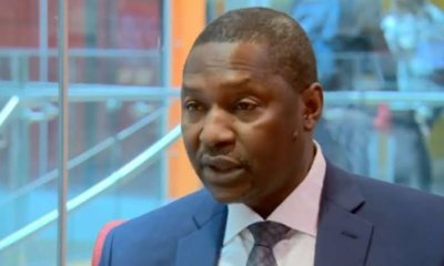 Abubakar Malami caught trading cryptocurrency and using VPN to access Twitter on his phone abubakar malami - 20210609 075446 - Busted :  Malami trading Crypto, Uses VPN on his phone despite the Twitter ban
