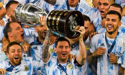 Lionel Messi win four honour as Argentina claim first Copa America Title in 28 years messi - FB IMG 1625979466035 - Copa America: Messi Wins Four Individual Awards As Argentina Claim First Title in 28 Years