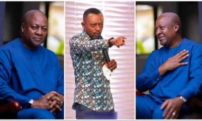 mahama's 'do or die' comment is harmless, says rev owusu bempah - scrnli 9 11 2021 10 51 19 AM - Mahama's 'do or die' comment is harmless, says Rev Owusu Bempah