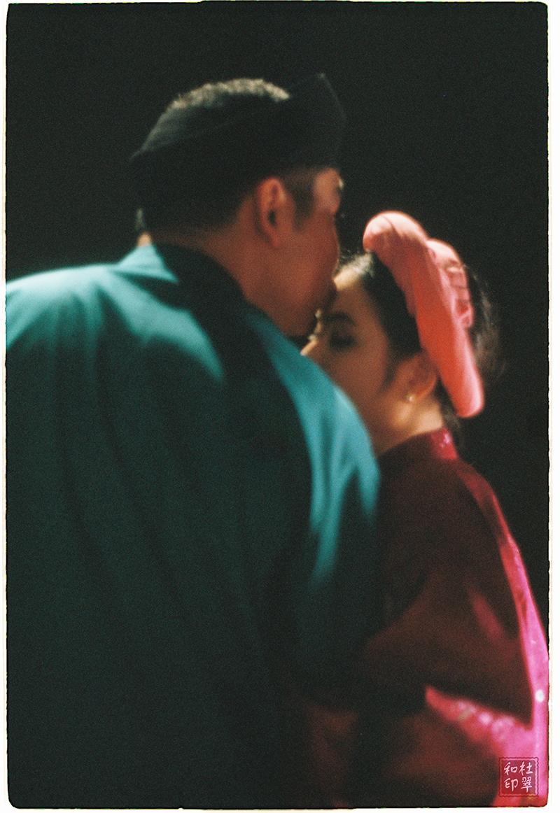 Đỗ Hòa và bộ ảnh cưới bằng phim đầu tiên | 50mm Vietnam