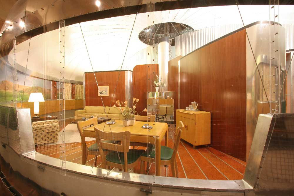50 MUSEUMS IN 70 WEEKS  The Henry Ford  Dymaxion House