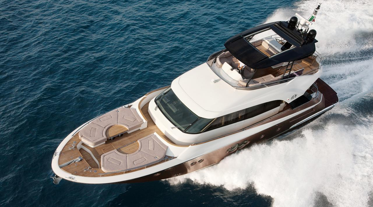 MCY 70 For Sale 50 North Yachts