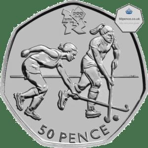 hockey 50p
