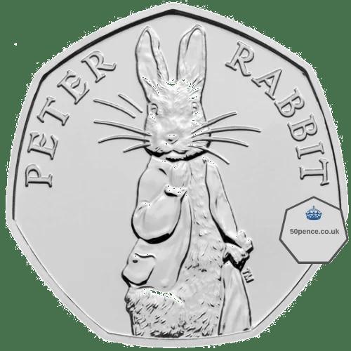 2019 peter rabbit 50p