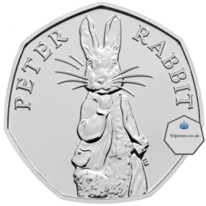 2019 peter rabbit 50p