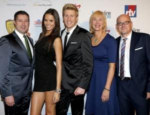 Prominente Jury der Miss 50plus Wahl