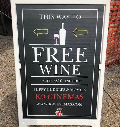 k9 cinemas