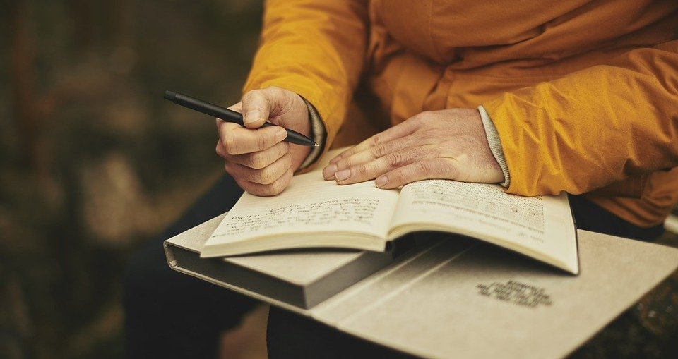 aging, journaling, things to do differently when old