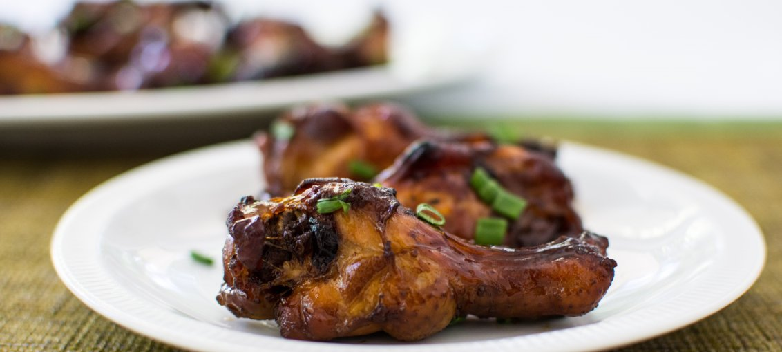 chicken appetizer