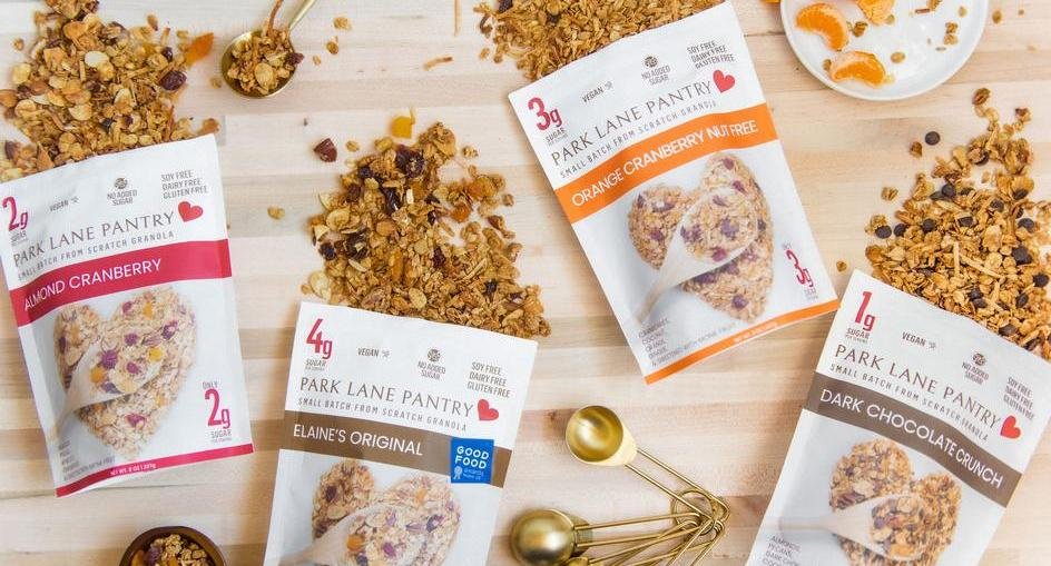 park lane pantry granola review
