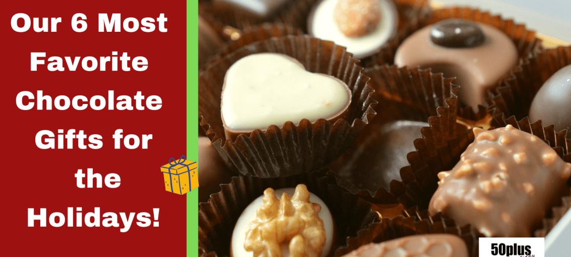 chocolate christmas gift