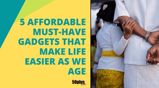 gadgets for seniors