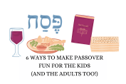 PASSOVER FUN FOR KIDS