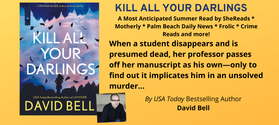 kill all your darlings