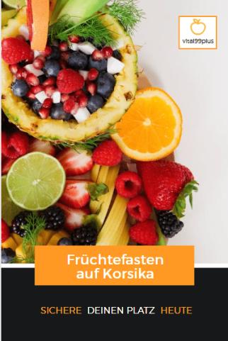 Früchtefasten mit Superfood