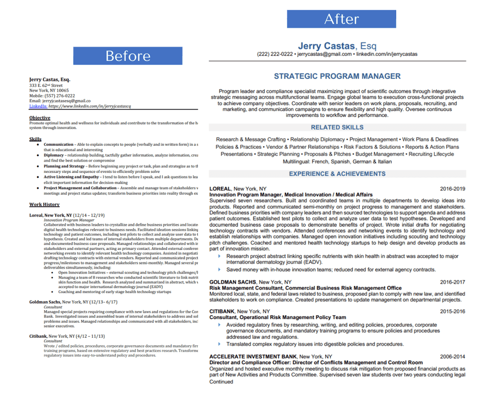 For a career changer, a solid. Analyze Your Resume Expert Analysis 50plus Resumes