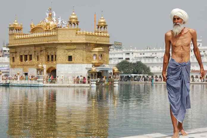 Bucket list adventure in India