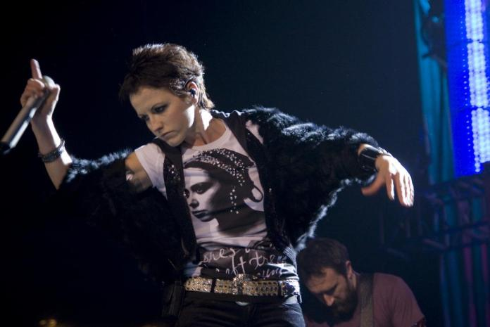 Cranberries back in the charts