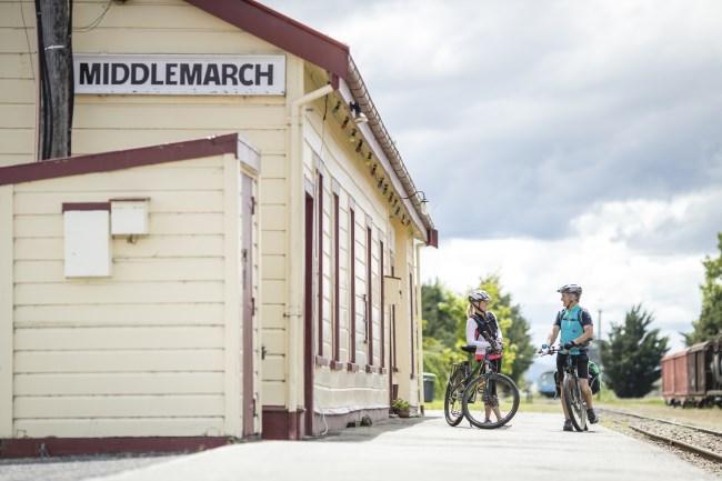otago cycling