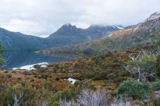 So much to see on the breathtaking walk around Dove Lake.