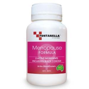 Menopause Formula Tablets