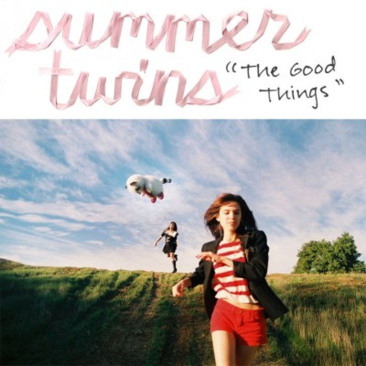 Summer Twins - The Good Things - STfrontcover