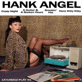 Hank Angel