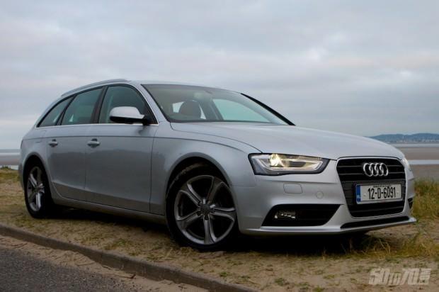 Driven Audi A4 Avant 50 To 70