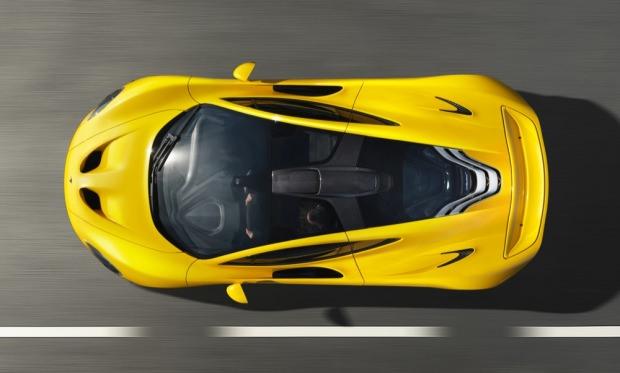 McLaren P1 overview